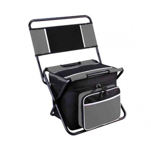 Thermal Insulated Cooler Bag With Double Folding Chair