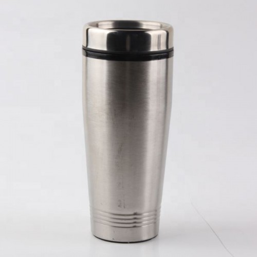Stainless Steel Travel Mug With Lid -Promotional Gifts