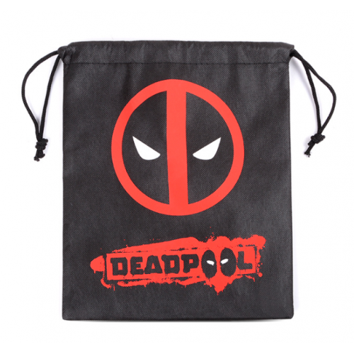 Deadpool Drawstring bag