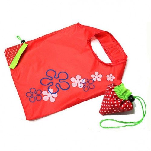 Eco-friendly And Reusable Folding Shopping Bag Promotional Bag