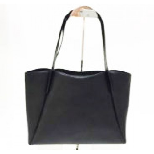 Ladies Split Leather Simple Tote Bag