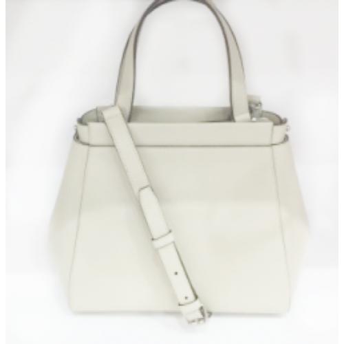 Ladies Full Leather Tote Bag / Cross Body Bag