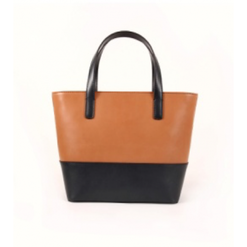 Mix and Match Full Leather Ladies Tote Bag