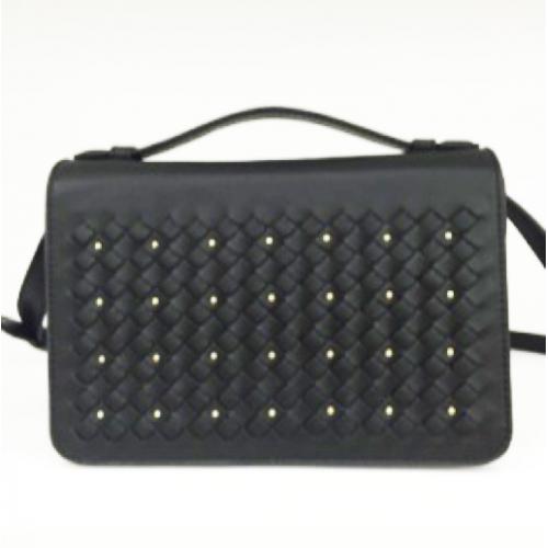 Ladies Full Grain Leather Tote Bag /Cross Body Bag