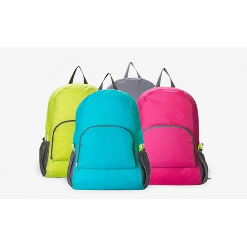 Water Resistant Outdoor Folding Backpack
