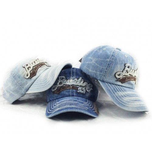 Embroidered Demin Baseball Cap /Advertising Cap