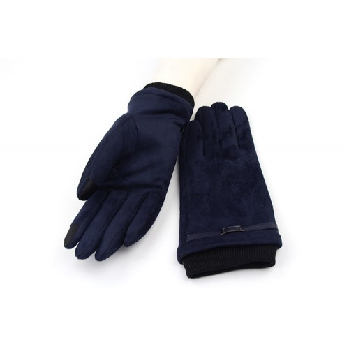Ladies' Fall Winter Deerskin Gloves