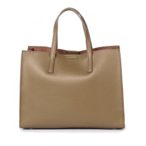 Ladies Simple Split Leather Carrying Bag