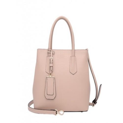 Ladies Pink Rock Tote Bag