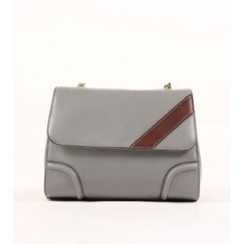 Full Leather Ladies Cross Body Bag