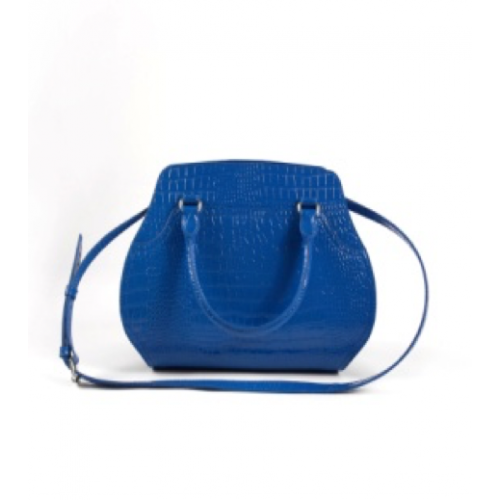 Ladies Split Leather Cross Body Bag