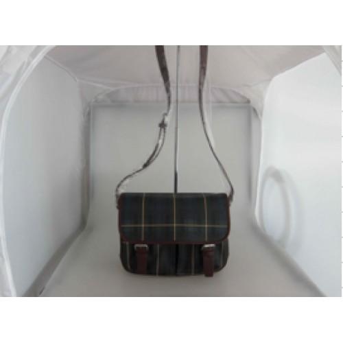 Men's Imitated Leather Cross Body Bag
