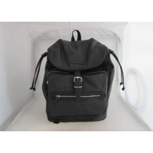 Men's Full Leather Backpack