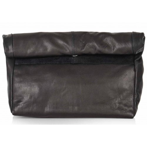 Ladies' Imitated Leather Clutch Bag