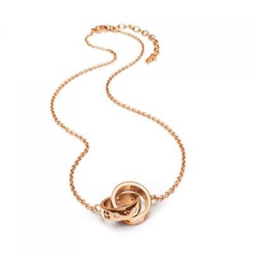 FOLLI FOLLIE Love & Fortune Necklace