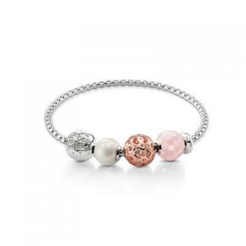 THOMAS SABO Karma Bead 'Romance' Bracelet