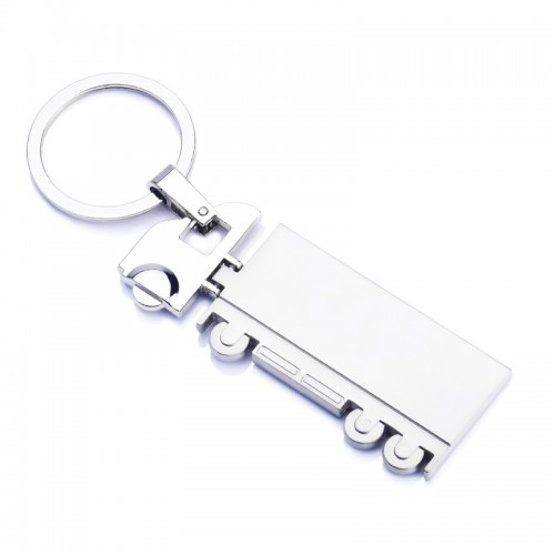 Automobile Metal Keychain - Creative promotional Gifts