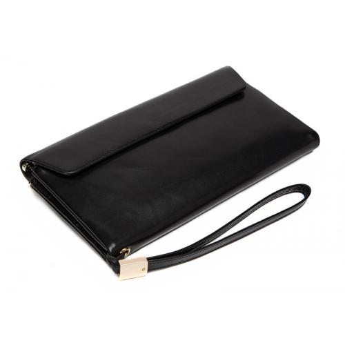 Men's Leather Clutch Bag