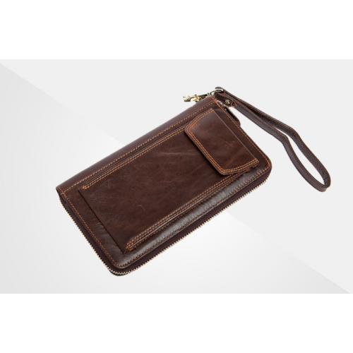 Men's Leather Key Holder