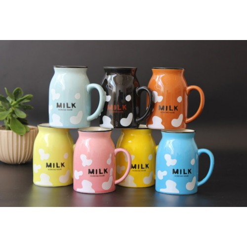 Colorful Creative Coffee cup - can add LOGO - Advertising Customized Gifts