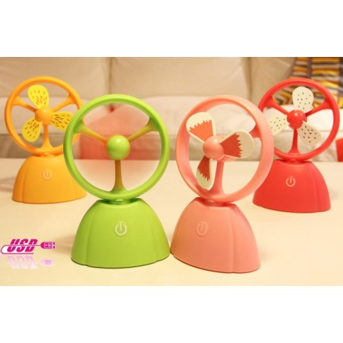 USB Charging Mini Fan- can be customized
