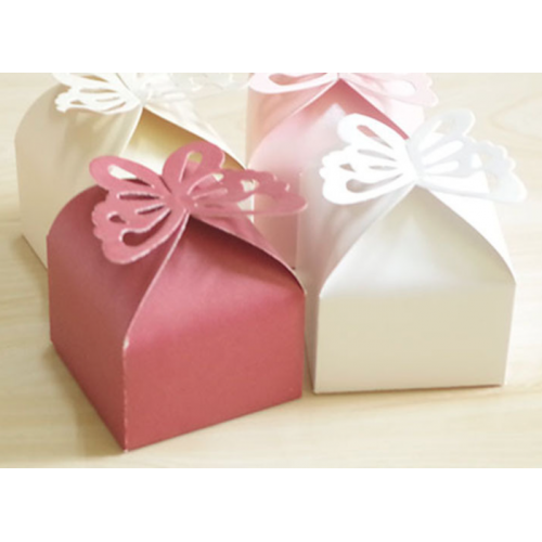 Creative Butterfly Candy Box-Wedding Favors Box
