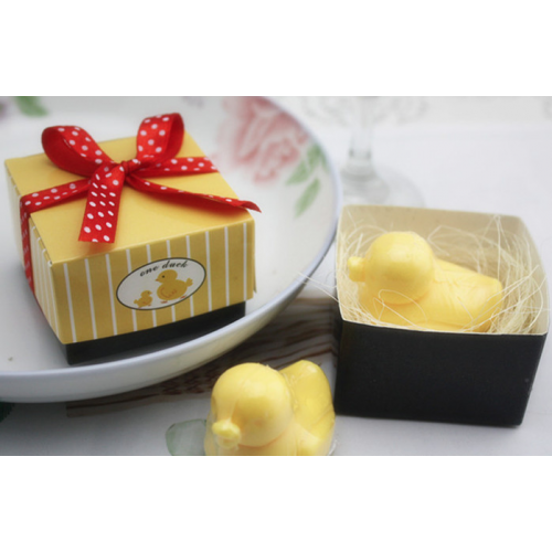 Duck Handmade Soap -Wedding Creative Gifts / Promotional Gifts/ Wedding Favors