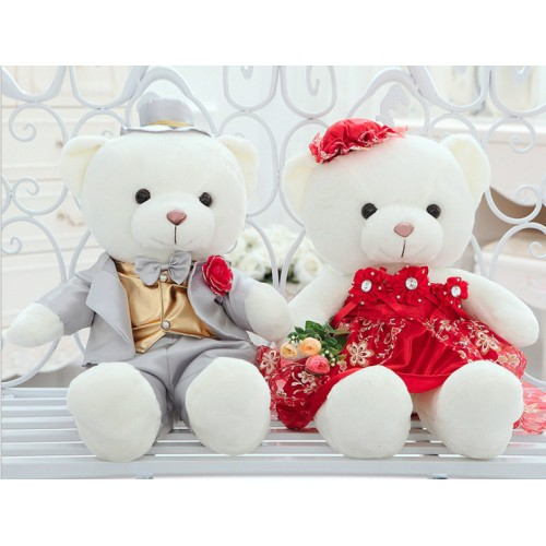 Bridal Bear Doll - Wedding Gifts