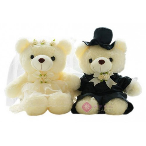 Couple Wedding Bears