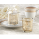 European Style Candle Light Cup  - Wedding Favors