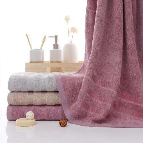Bamboo Fiber High Quality Towel