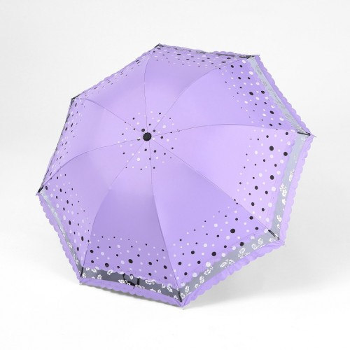 Embossed Sunscreen Umbrella