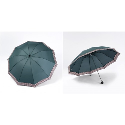 Strong Resistant to Wind Advertising Umbrella -10 Bones