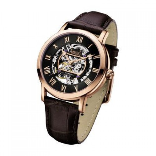 ARBUTUS Wall Street Automatic Watch