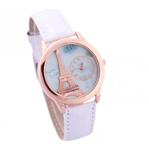 Fashionable Gold Plated Universal Watch