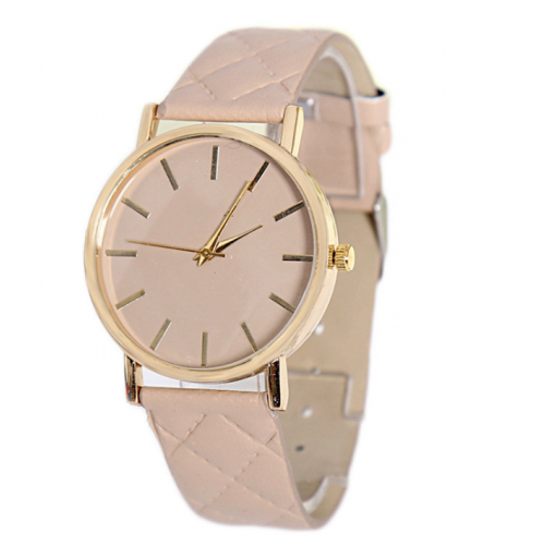 Fashionable Ladies' Simple Quartz Watch