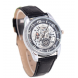 Exquisite Sports and Leisure Imitation Leather Watch