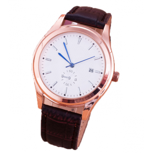 High Quality Imitation Leather Quartz Watch