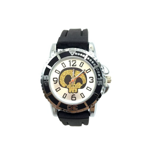 Fashionable Silicone Quartz Watch For Men and Ladies