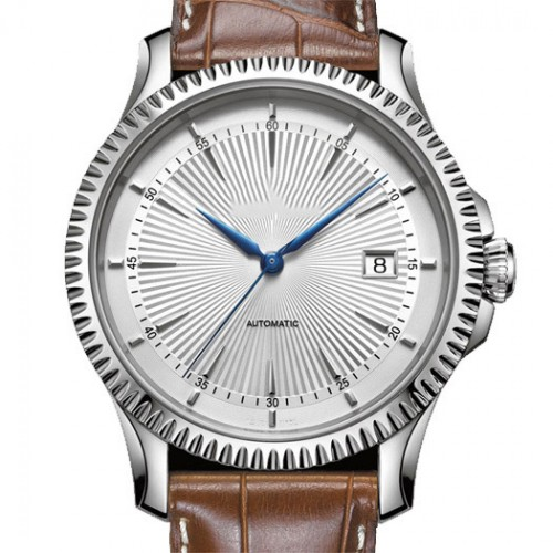 Men's High-end Genuine Leather Watch