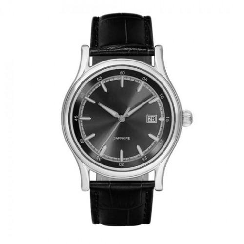 Fashionable Waterproof Genuine Leather Watch