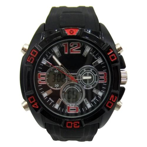 Multi-functional Waterproof Sporty Quartz Watch