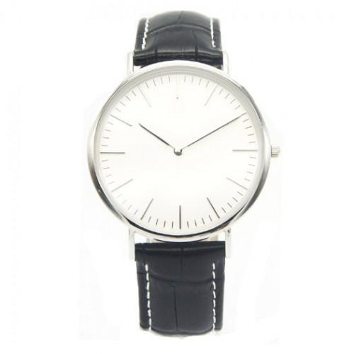 High-end Ultra-Thin Genuine Leather Quartz Watch