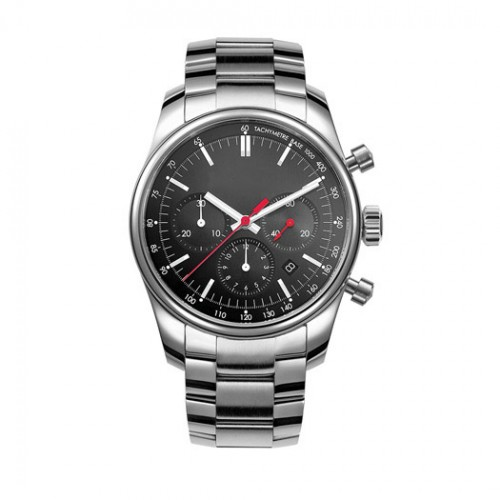 Men's Waterproof Stainless Steel Quartz Watch
