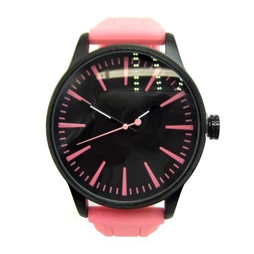 Waterproof Silicone Sporty Quartz Watch